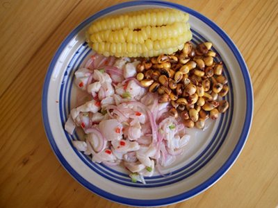 The masters secrets for a great Ceviche