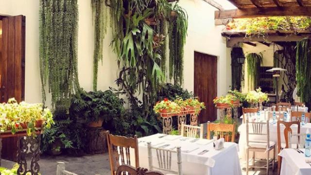 Larco Museum Café