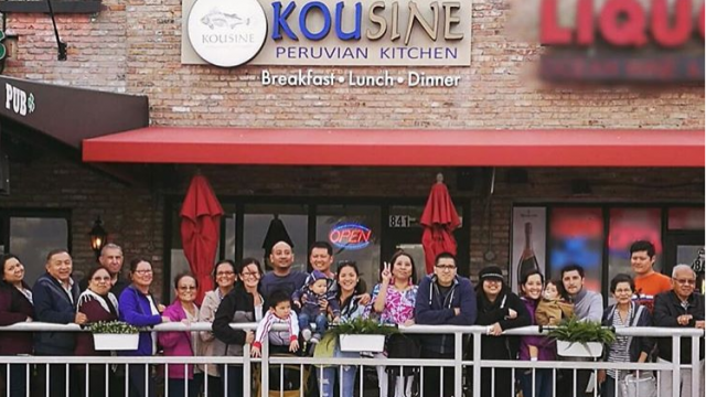 Kousine Peruvian Kitchen