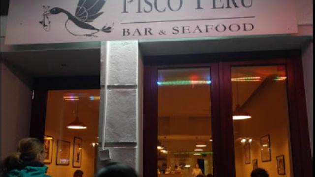 Pisco Perú